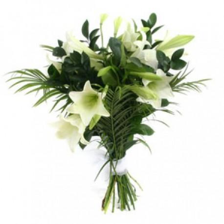 Bereavement Lillies